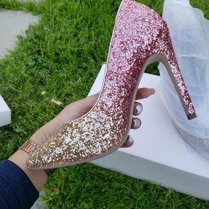 Glitter High Heals